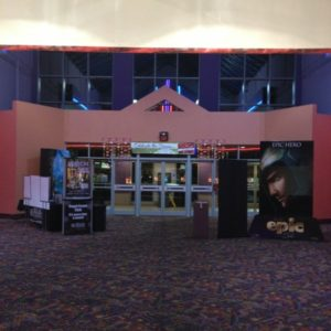 Image of movie theater