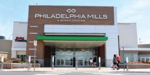 Image of exterior of Philadelphia Mills Mall