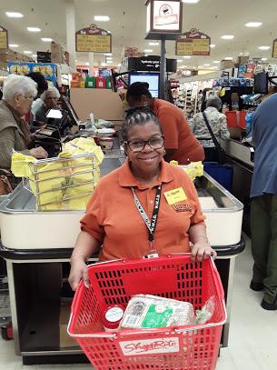 Karis handling shop-backs at ShopRite