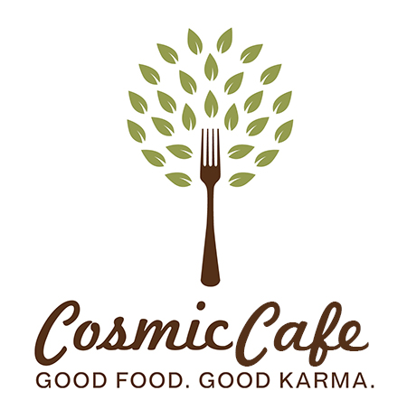 Logo for Cosmic Café