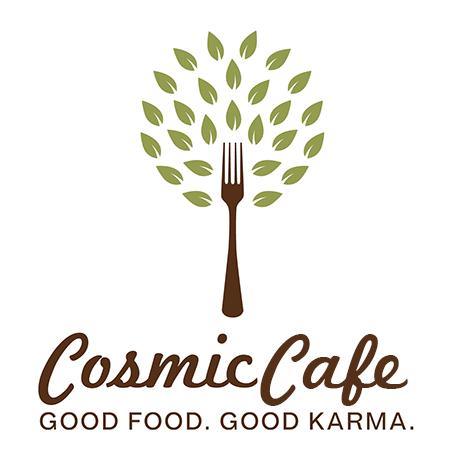 Logo for Cosmic Café